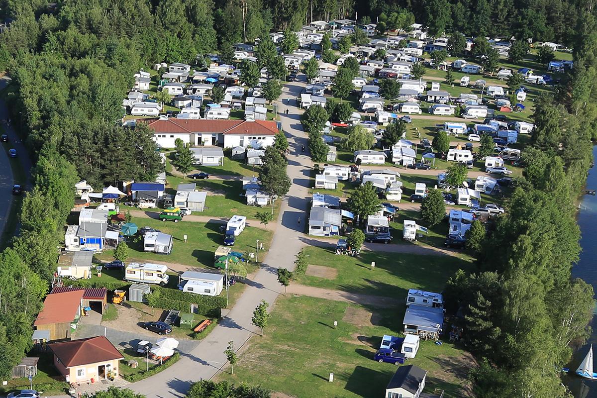 Stellplätze Camping Park